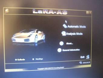 Lamborghini Ldas Diagnostic System Lara As